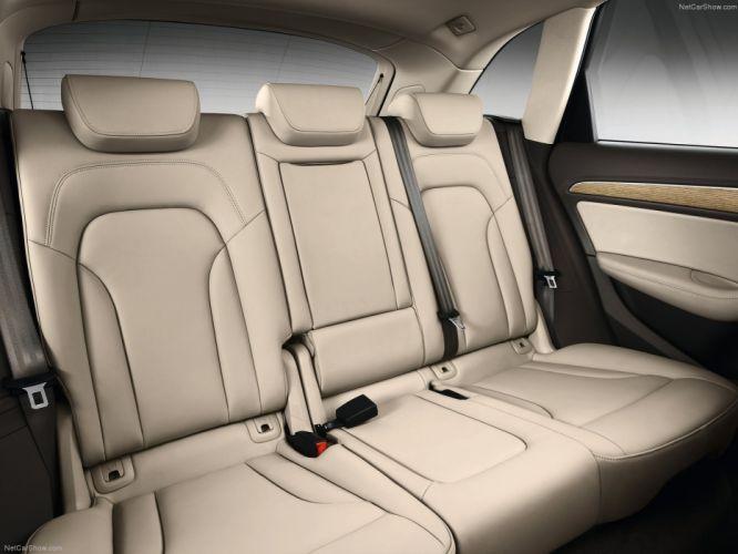 Audi Q5 2013 suv germany interior wallpaper