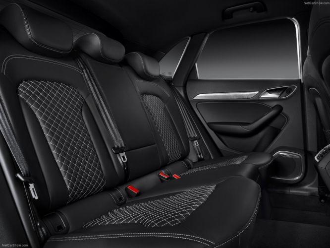 Audi RS Q3 2014 suv interior wallpaper