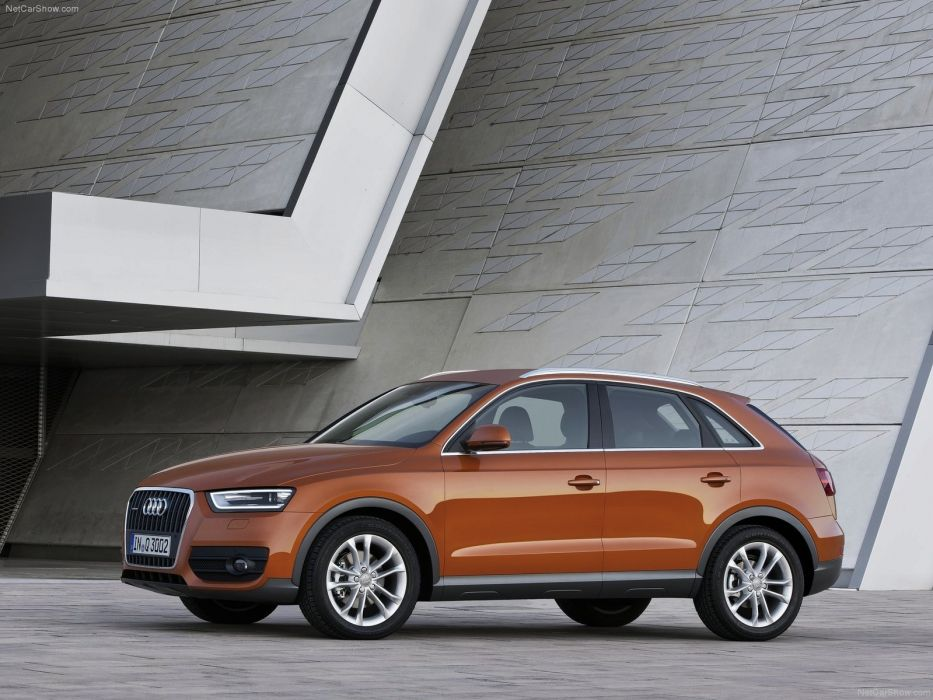 Audi Q3 2012 suv wallpaper