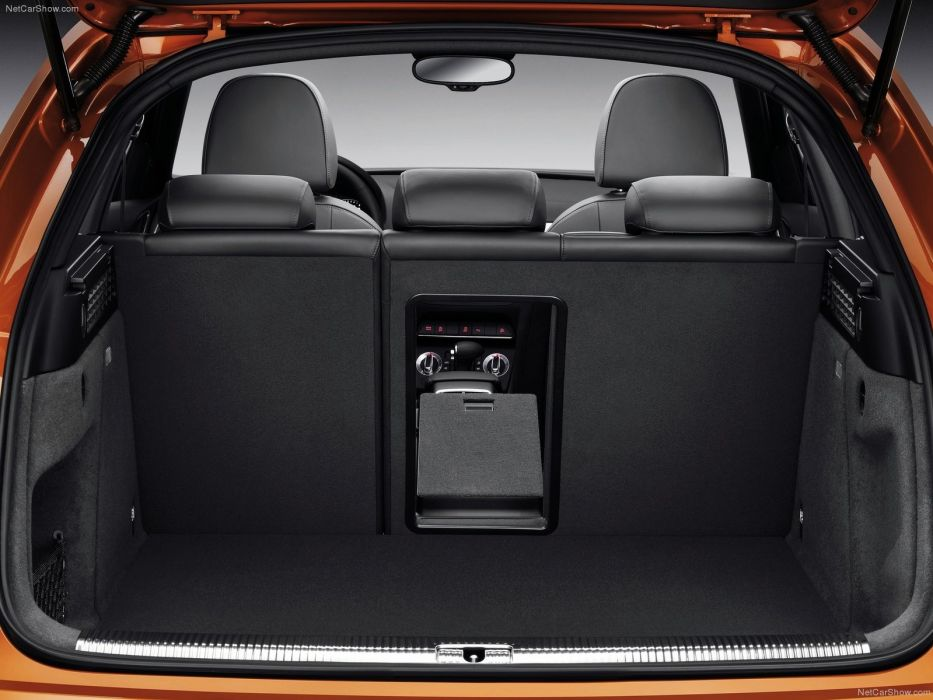 Audi Q3 2012 suv interior wallpaper