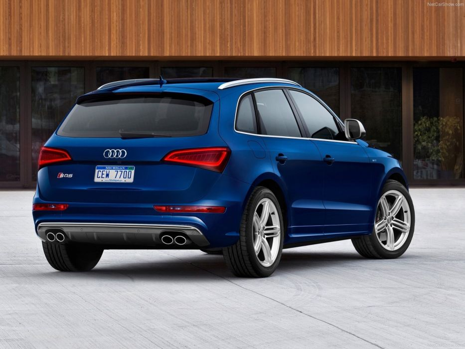 Audi SQ5 30 TFSI suv 2014 v6 wallpaper