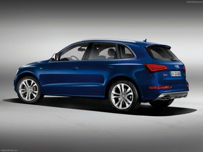 Audi SQ5 TDI suv v6 2013 wallpaper