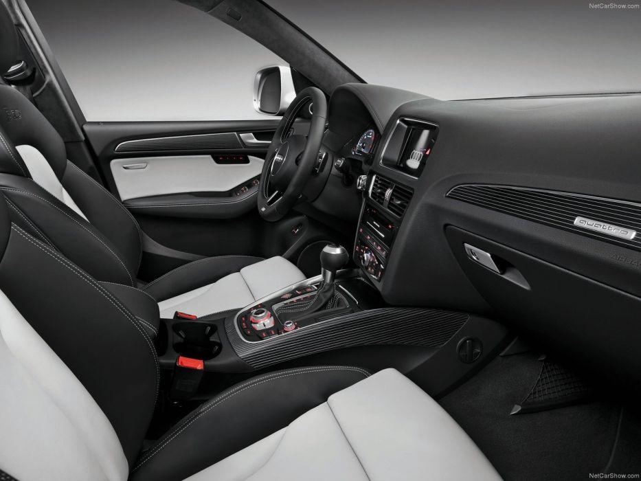 Audi SQ5 TDI suv v6 2013 interior wallpaper