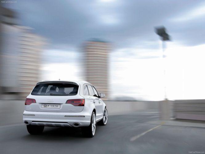 Audi Q7 V12 TDI Concept 2007 wallpaper