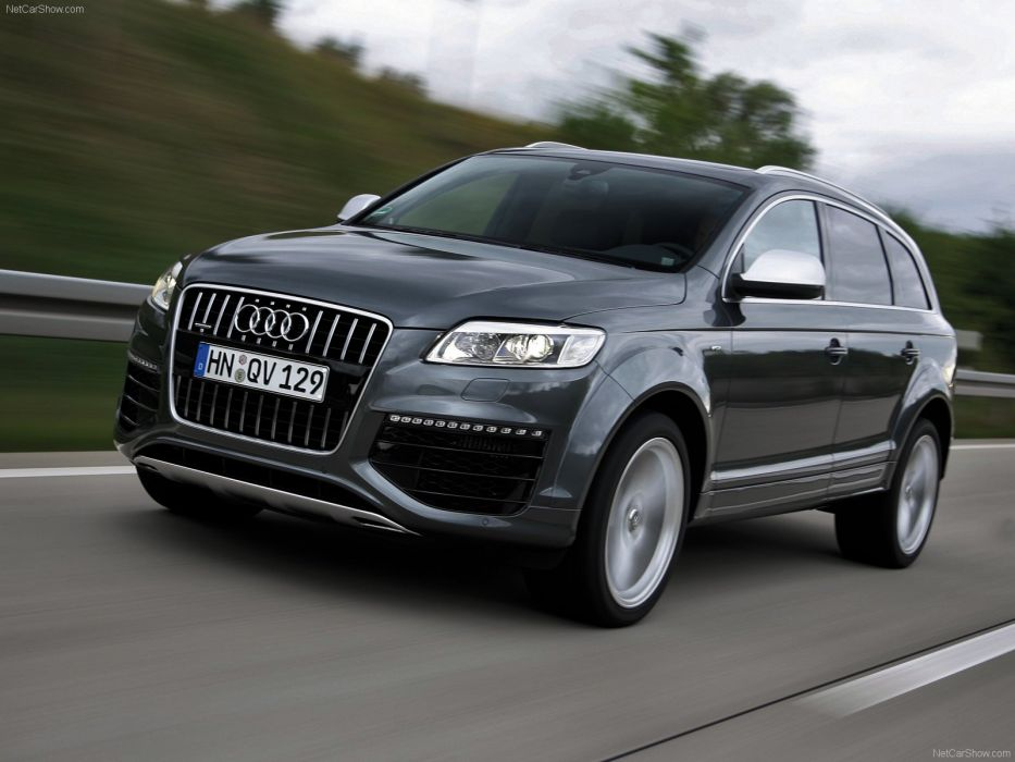 Audi Q7 V12 TDI suv 2009 wallpaper