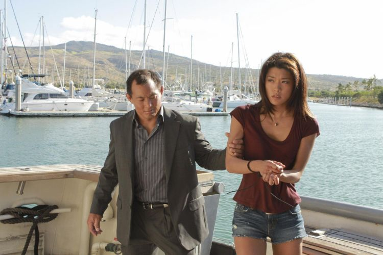 HAWAII FIVE-0 action crime drama wallpaper
