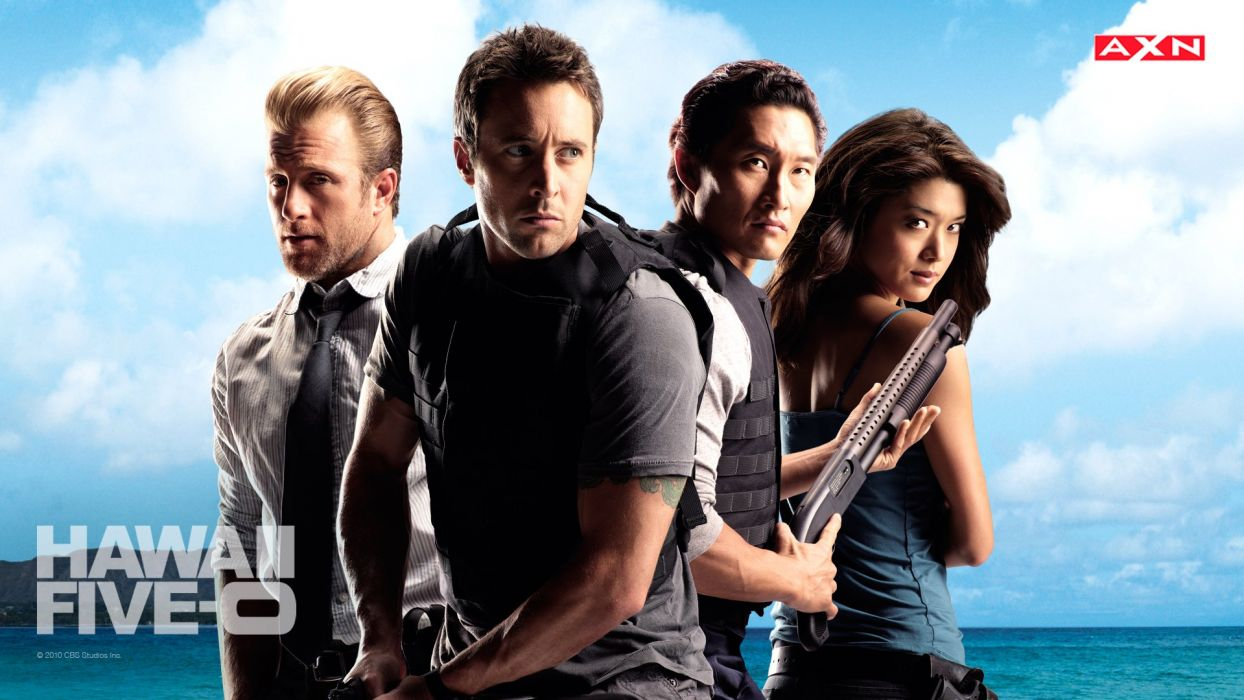 HAWAII FIVE-0 action crime drama wallpaper