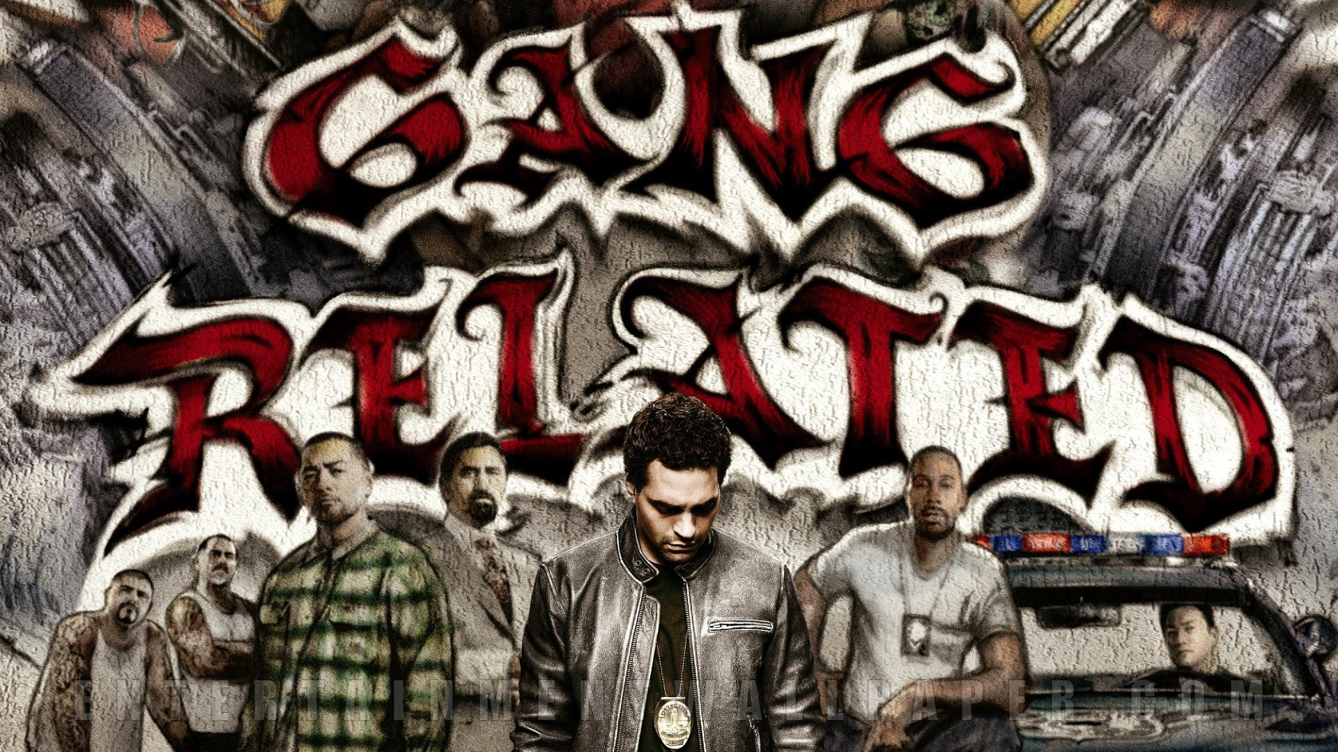 GANG RELATED Action Crime Drama Series Wallpaper