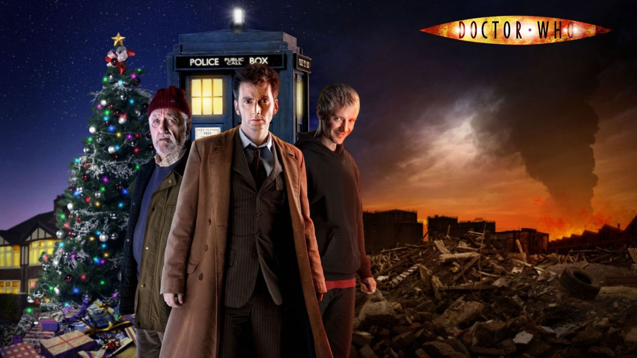 Doctor Who The Master wallpaper