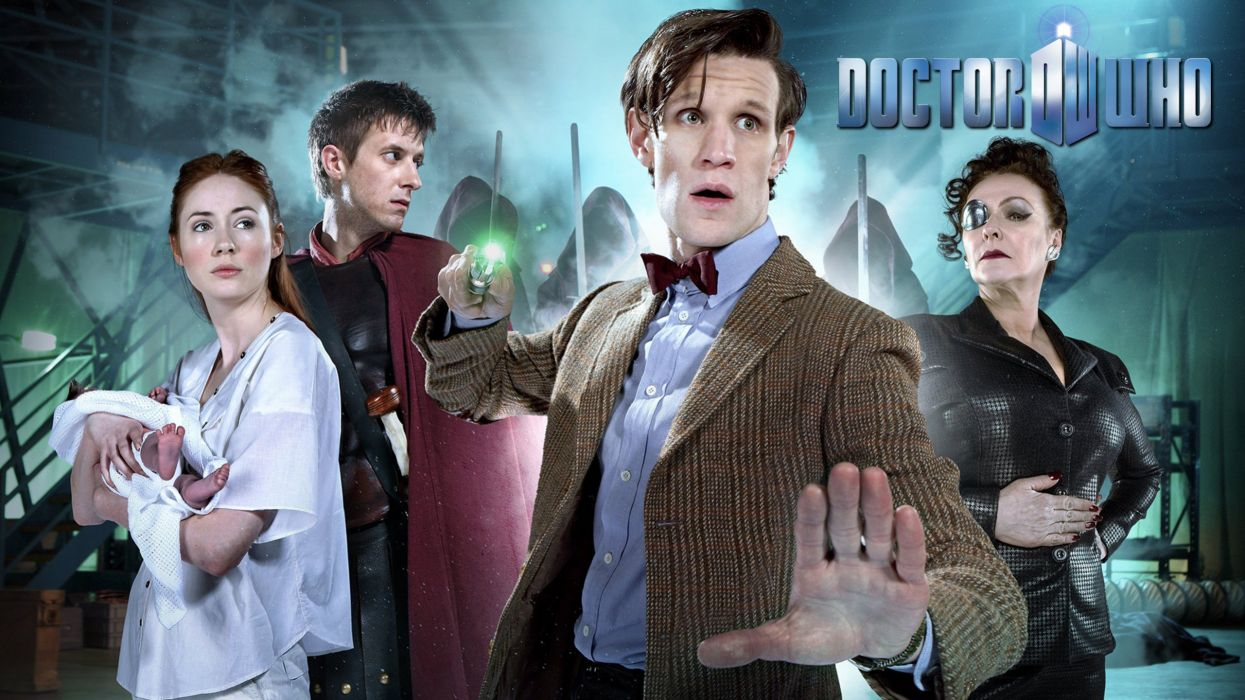 Doctor Who number eleven wallpaper