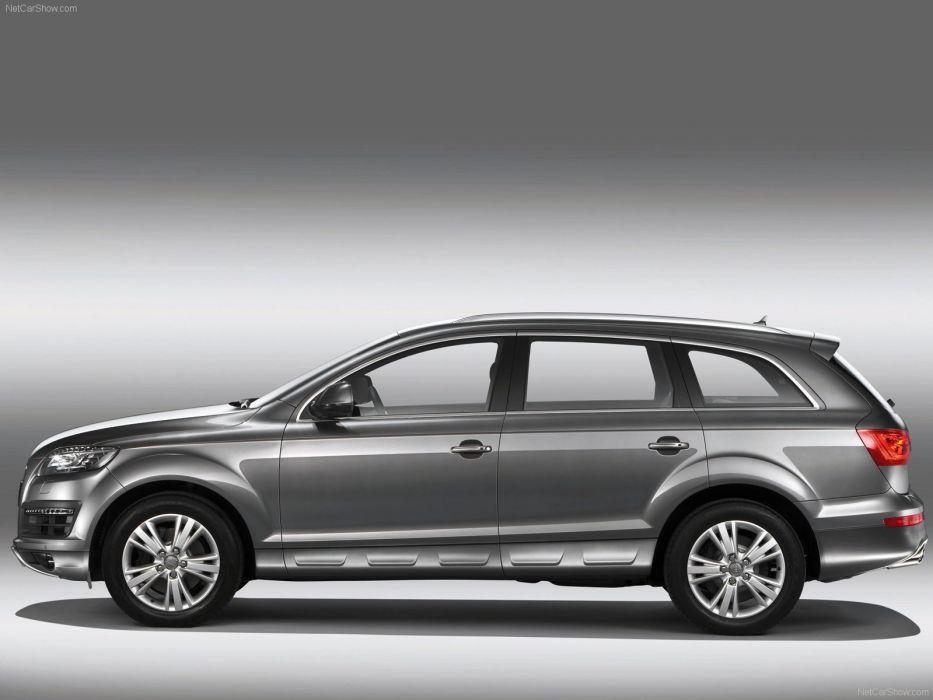 Audi Q7 suv 2010 wallpaper