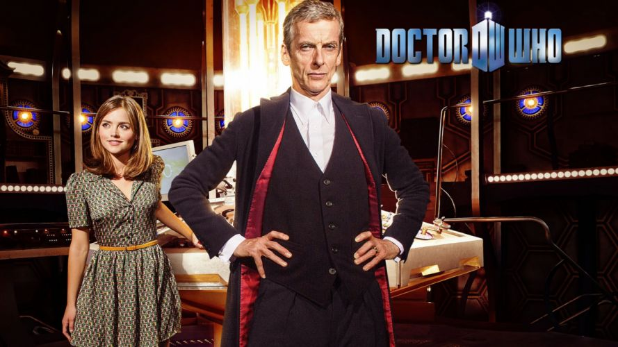 The new Doctor Who wallpaper