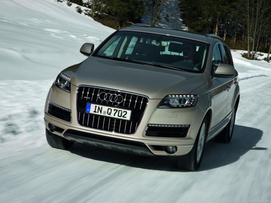 Audi Q7 suv 2011 wallpaper
