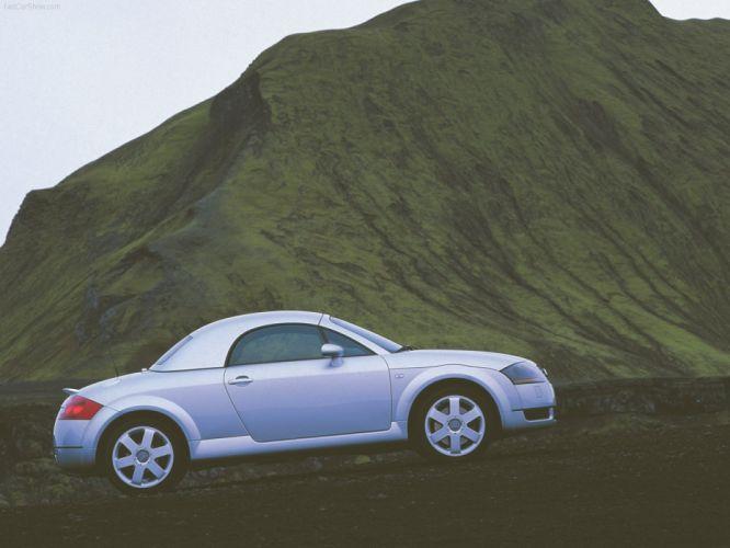Audi TT Roadster Hardtop 2000 wallpaper