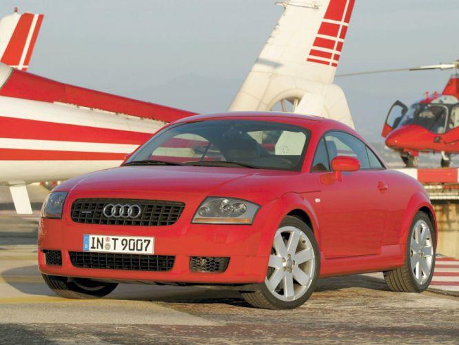 Audi TT 32 DSG quattro coupe 2003 wallpaper