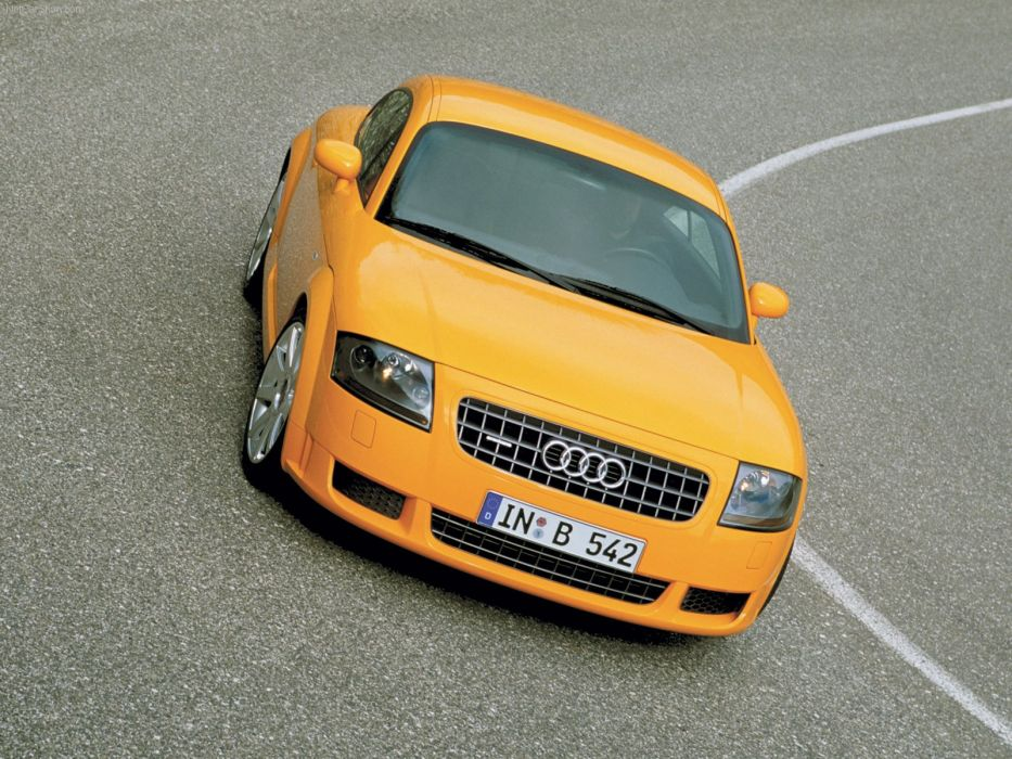 Audi TT 32 DSG quattro coupe 2003 wallpaper