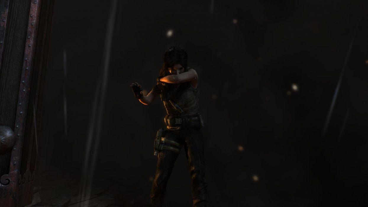 Lara Croft Tombraider wallpaper