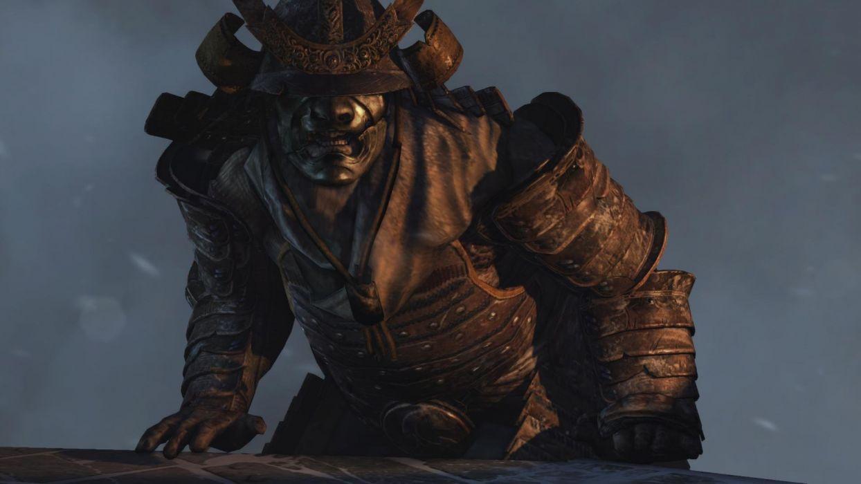Lara Croft Tombraider Oni wallpaper
