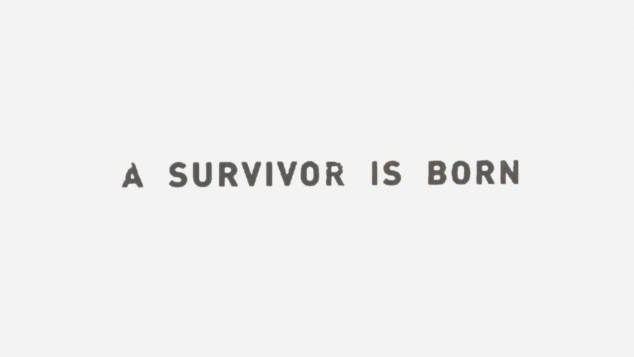 Lara Croft Tombraider A Survivor Is Born wallpaper