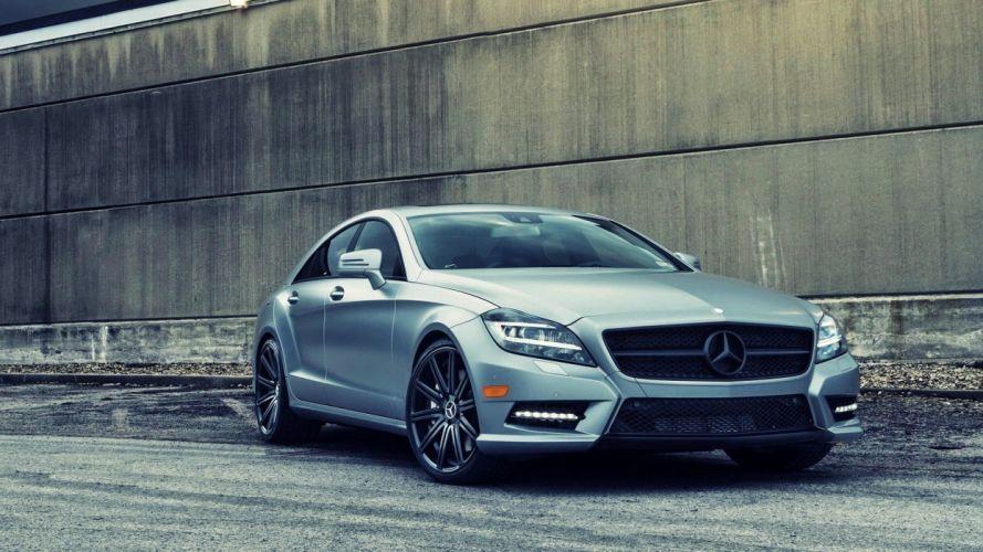 Mercedes-Benz cls 63 amg wallpaper