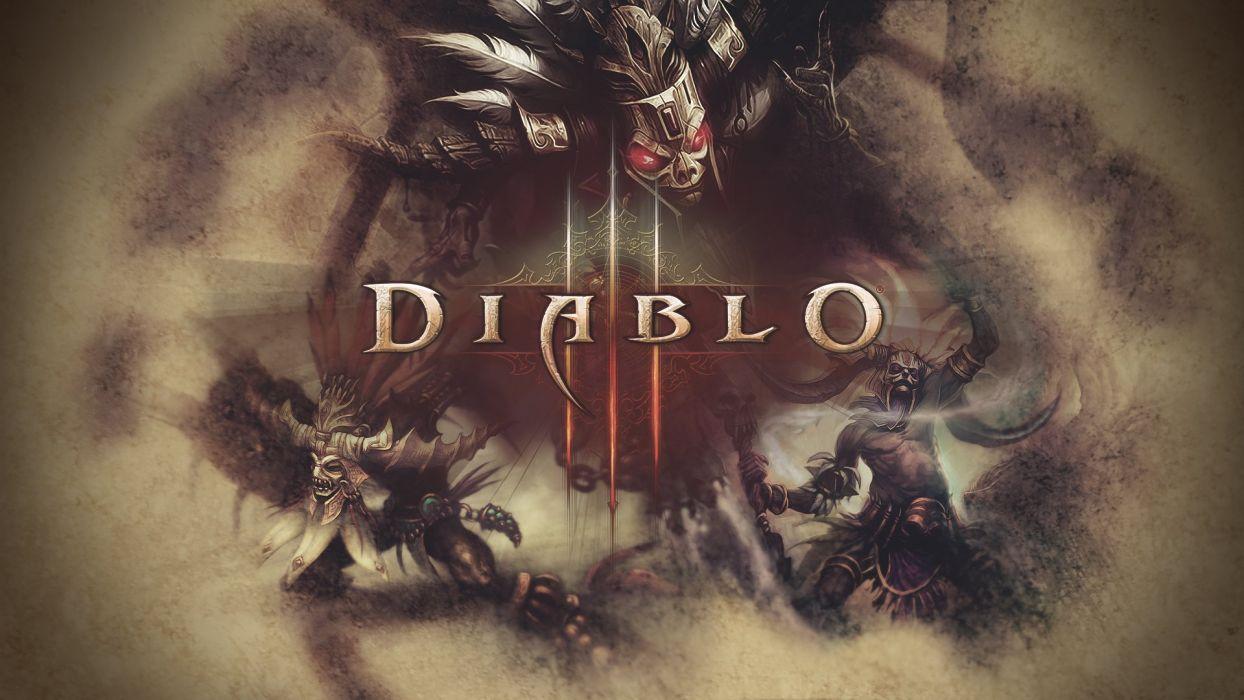 21+ Diablo 3 Wallpaper Hd 1920X1080 PNG
