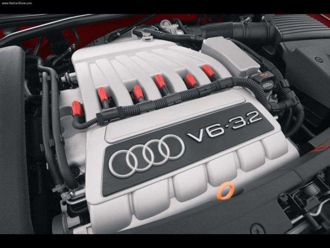 Audi TT Coupe 32 V6 2005 wallpaper