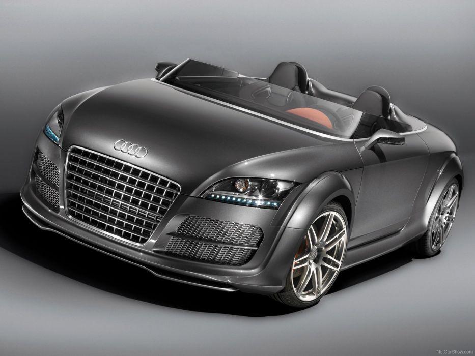 Audi TT clubsport quattro Concept 2007 wallpaper