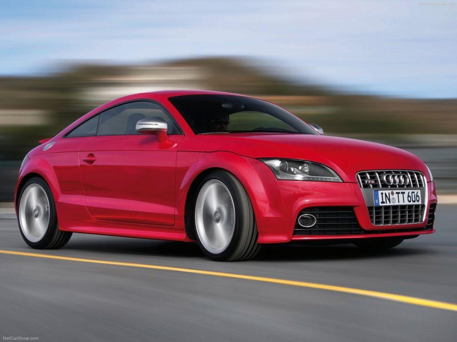 Audi TTS Coupe 2009 wallpaper