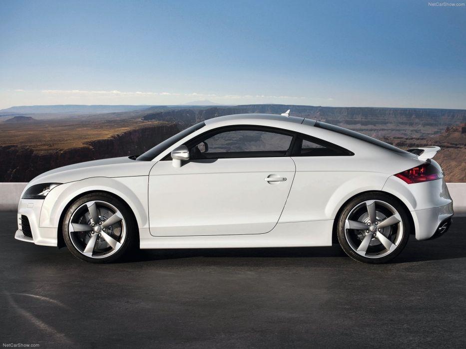 Audi TT RS coupe 2010 wallpaper
