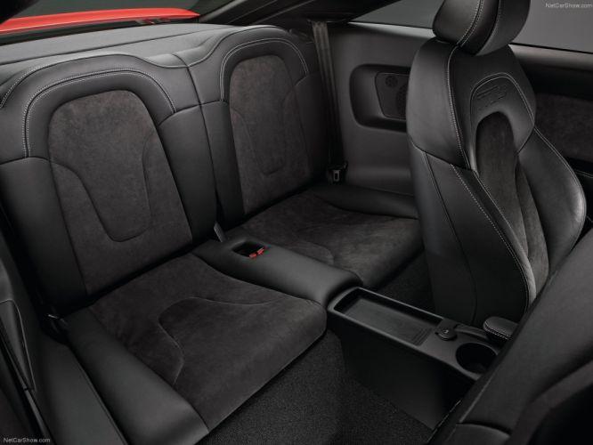 Audi TT RS coupe 2010 interior wallpaper