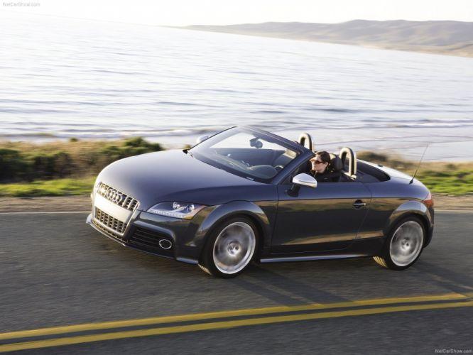 Audi TTS Roadster 2011 wallpaper