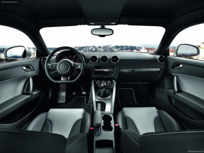 Audi TT Coupe 2011 interior wallpaper