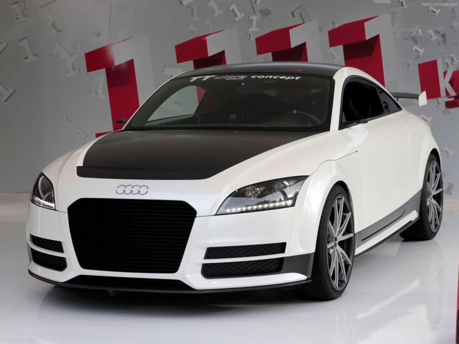 2013 Audi Concept quattro ultra wallpaper