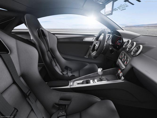 2013 Audi Concept quattro ultra interior wallpaper