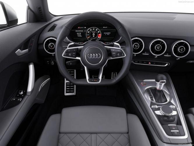 2015 4000x3000 Audi car Coupe Germany red Sport sportcar Supercar tts wallpaper wallpaper
