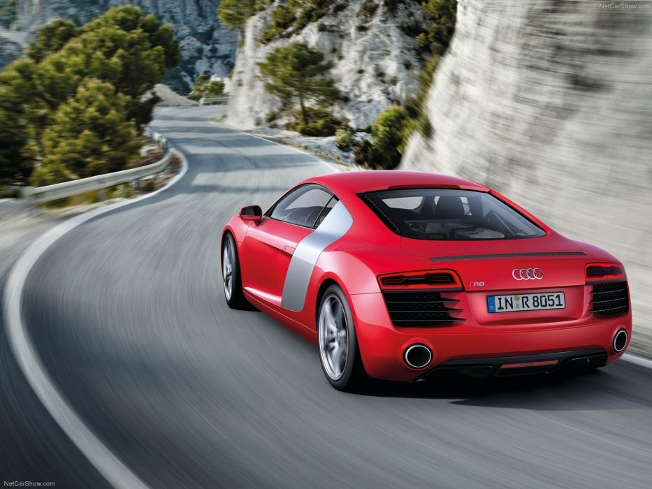 2013 Audi r8 supercars wallpaper