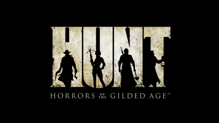 HUNT-HORRORS-GILDED-AGE horror co-op survival shooter rpg hunt horrors gilded age wallpaper