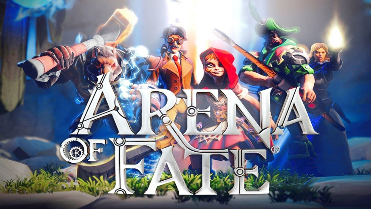 ARENA-OF-FATE fantasy omline strategy mmo arena fate wallpaper