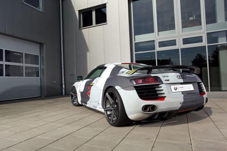 Audi R8 supercars tuning wallpaper