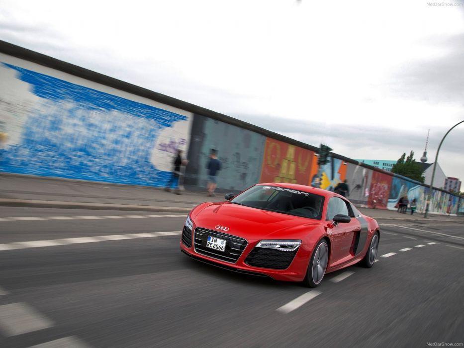 2013 Audi Concept e-Tron wallpaper