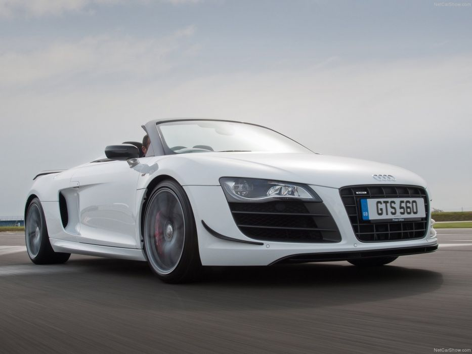 2012 Audi r8 spyder supercars wallpaper