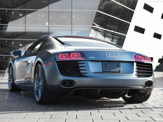 2012 Audi r8 exclusive selection supercars wallpaper