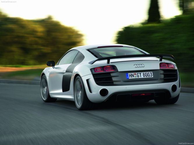 Audi R8 GT 2011supercars coupe wallpaper