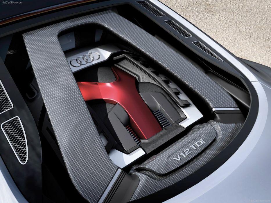 2008 Audi Concept tdi v12 wallpaper