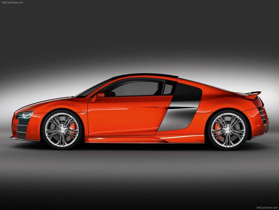 Audi r8 Concept mans tdi wallpaper