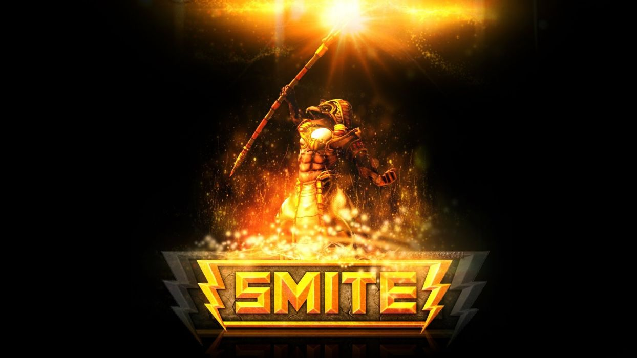 SMITE mmo online battle fighting fantasy warrior wallpaper