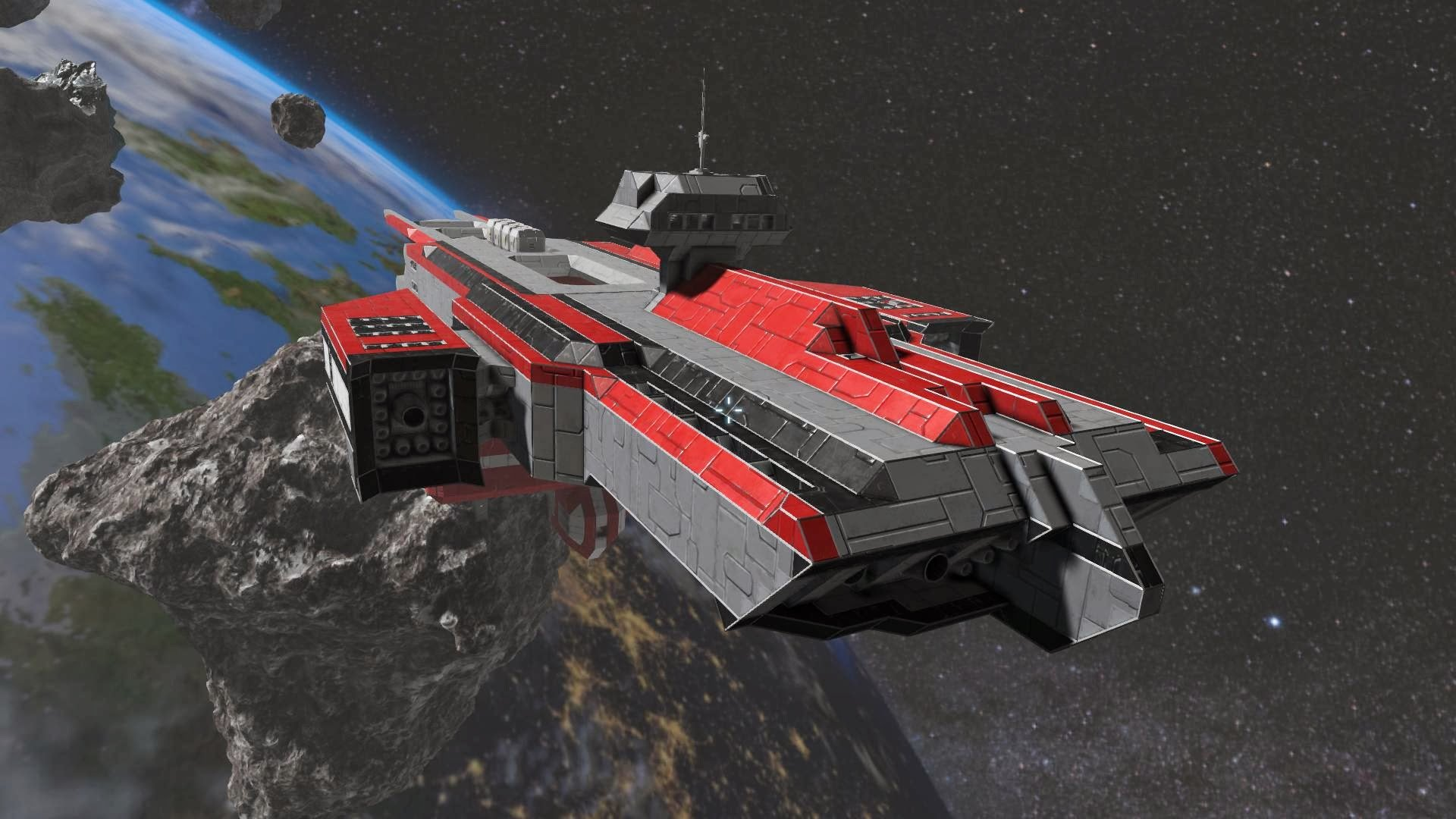Space Engineers Wallpaper