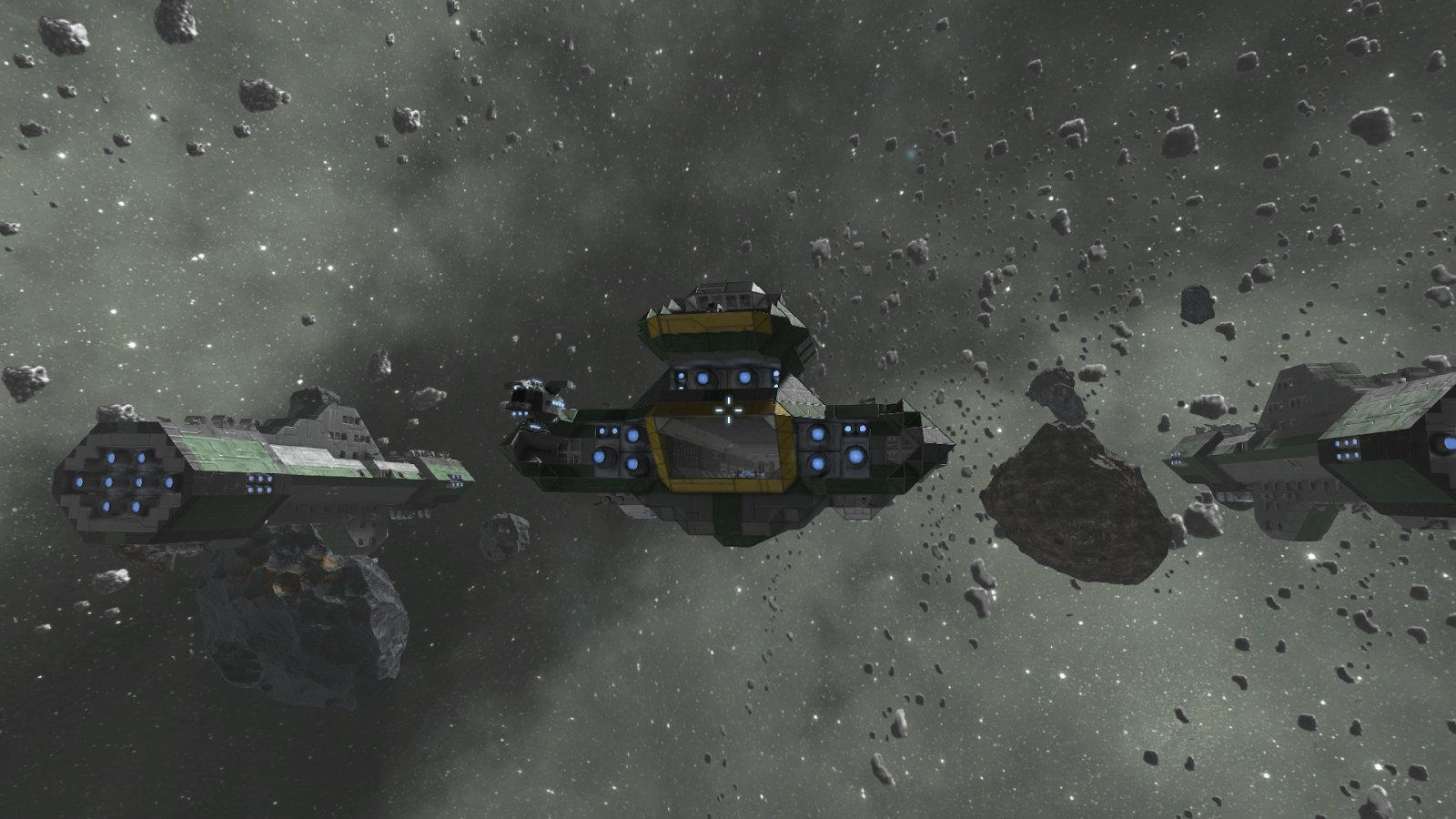 science fiction space sandbox - HD1600×900
