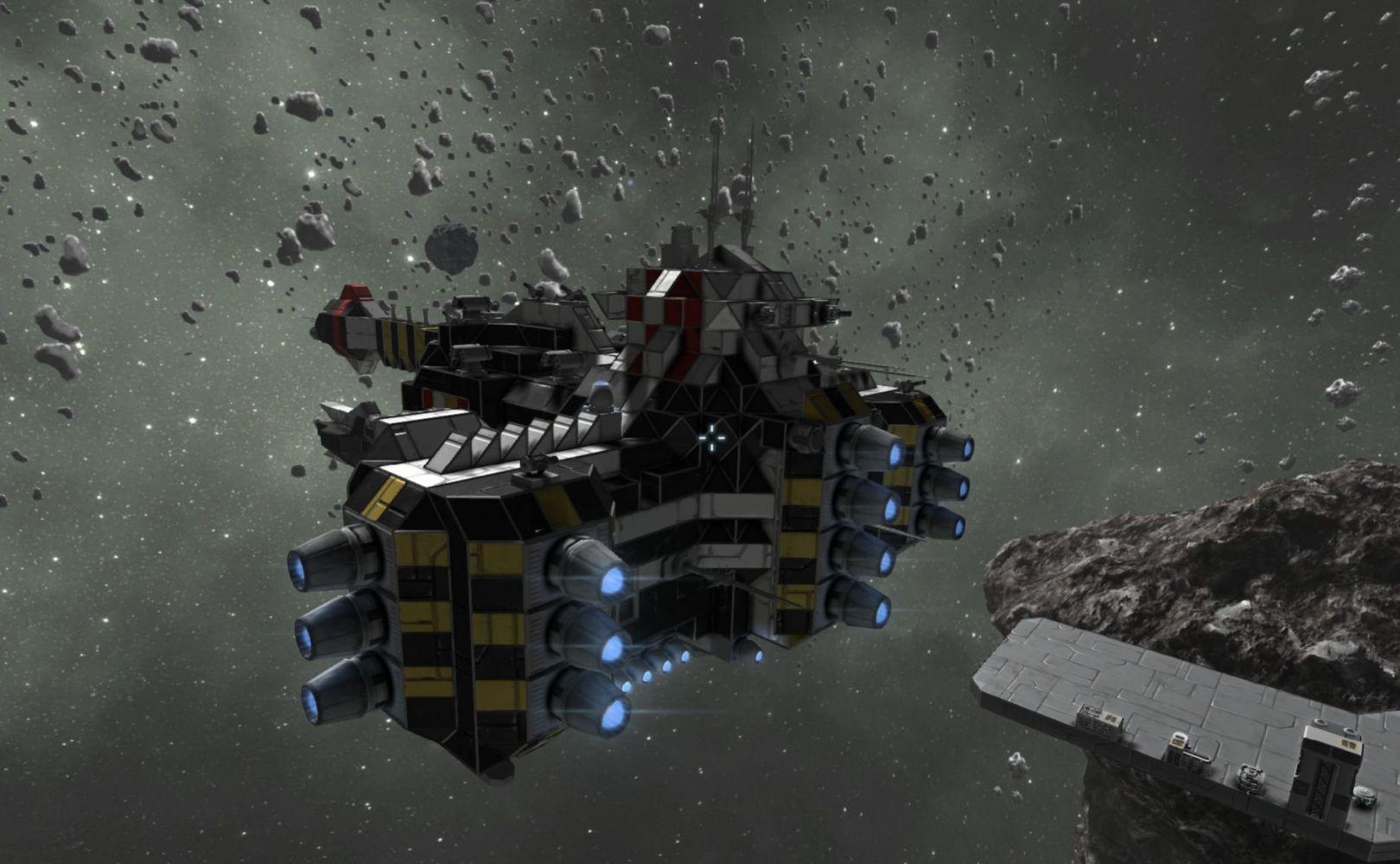 science fiction space sandbox - HD1620×1000