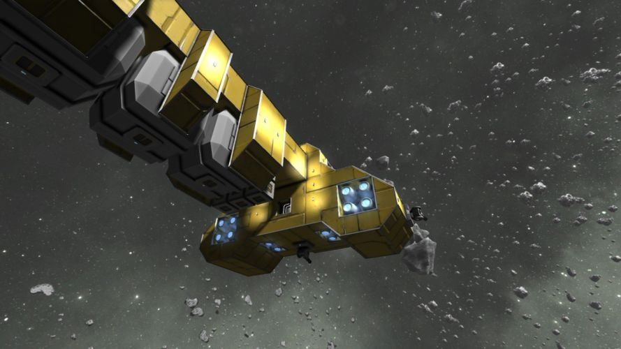 SPACE ENGINEERS sandbox sci-fi simulation spaceship wallpaper